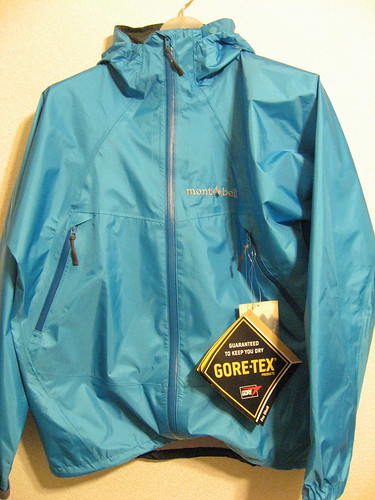 mont-bell Roughhouse cabin cruiser jacket