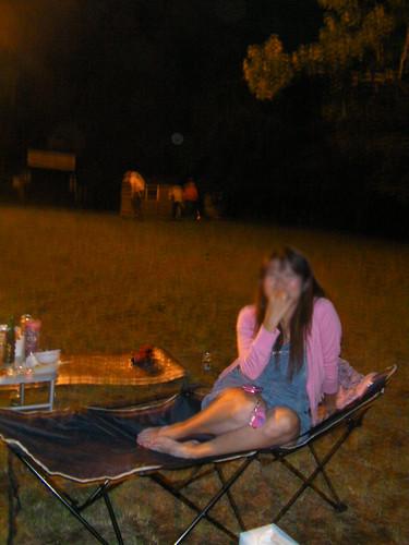 camp in Akiruno Saitama [2009.7.5-4]