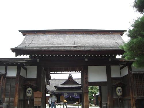 高山陣屋跡/Takayama Jinya