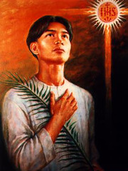 Pedro Calungsod, Lay Assistant