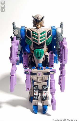 Transformers G1 - Thunderwing