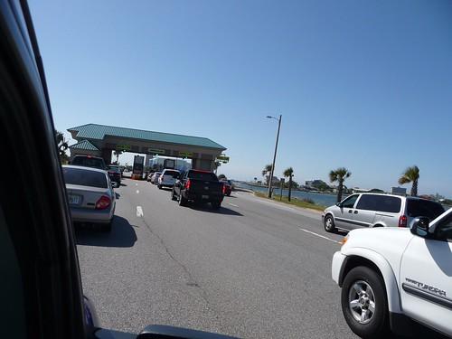 Pensacola Beach toll