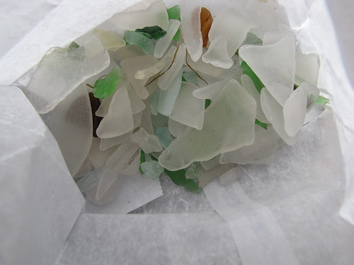 bag of seaglass