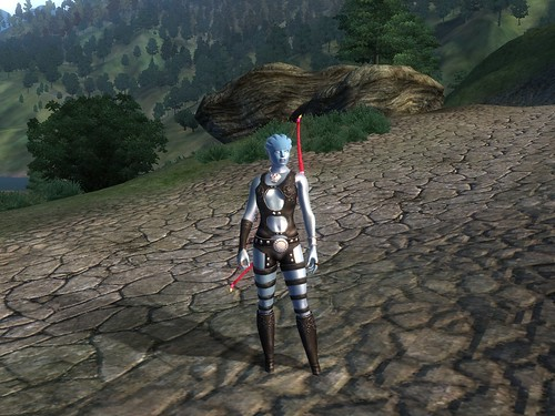 Oblivion Body Replacer Mod