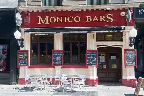 Belfast City - Monico Bars