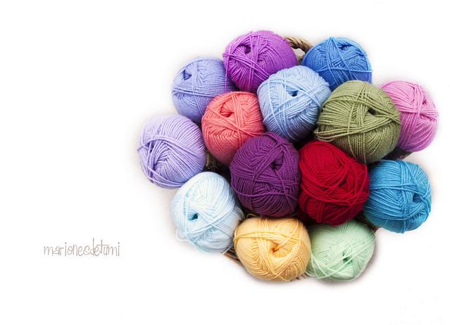 els colors de la nova manta ~ los colores de la nueva manta