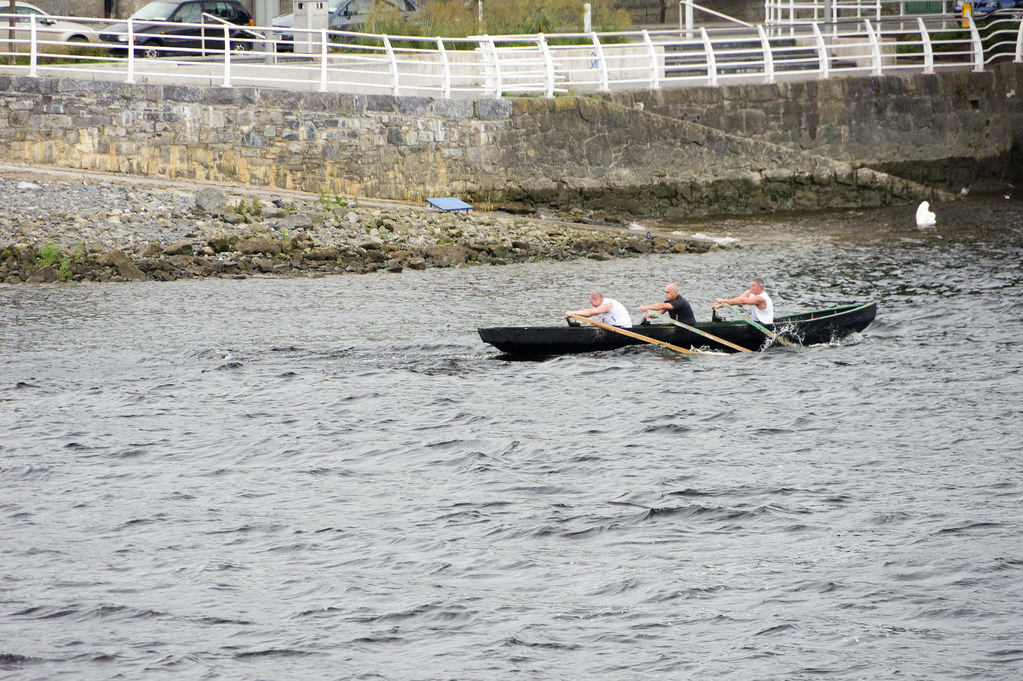 Limerick City - Rowing On The Shannon