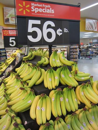 Cheap bananas