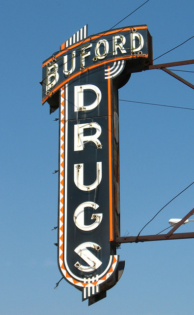 terrell buford drugs