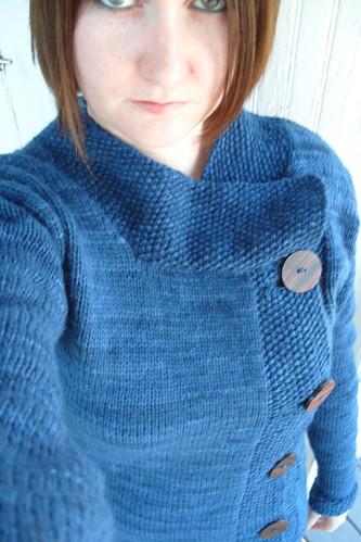 suéter profundo