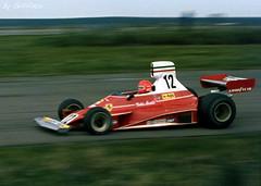 Niki Lauda Ferrari 312T by Chapel, Silverstone. (Gillfoto) Tags: austria f1 ferrari silverstone formulaone rush formula1 goodyear austrian nikilauda agip ronhoward ferrari312t johnplayergrandprix f1ferraridriver britishgrandprix1975