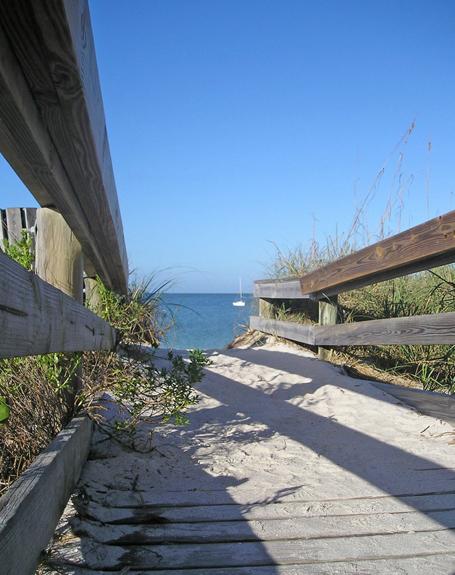 Path to Beach 2