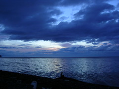 Dusk on Bere Point (maureenlafleche) Tags: dusk malcolmisland berepoint