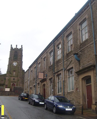 st Peters church Darwen