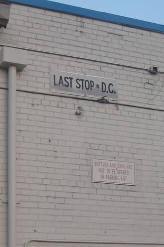 Last Stop in DC