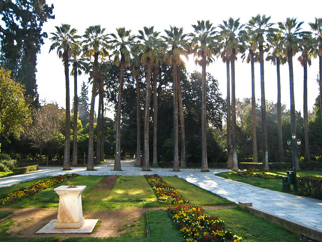 National Garden, Athens