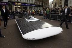 Solar cruising