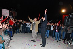 DSC_7753 (RufiOsmani) Tags: macedonia change albanian elections 2009 kombi osmani gostivar rufi shqip flamuri maqedoni gjuha rufiosmani zgjedhje ndryshime politike