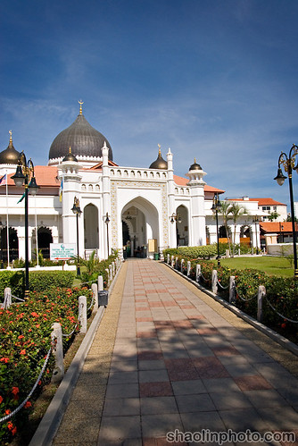 Masjid Kapitan Keling (Kapitan Keling Mosque)