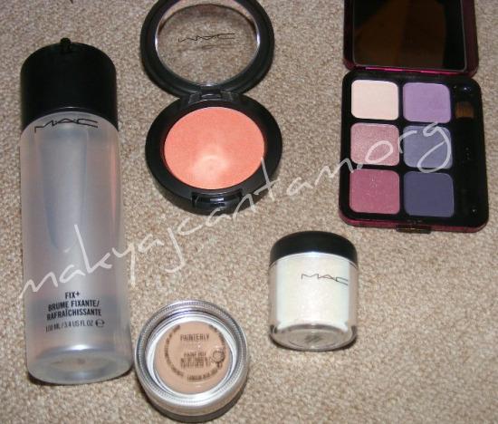 mac kozmetik makyaj ürünleri alışverişim