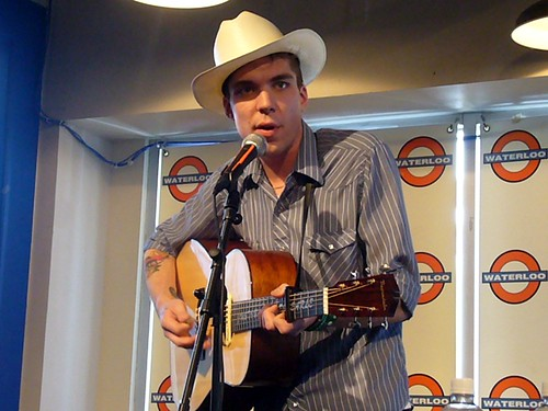 Justin Townes Earle at Waterloo Records