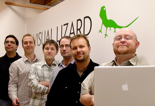 Your 2009 Team at Visual Lizard