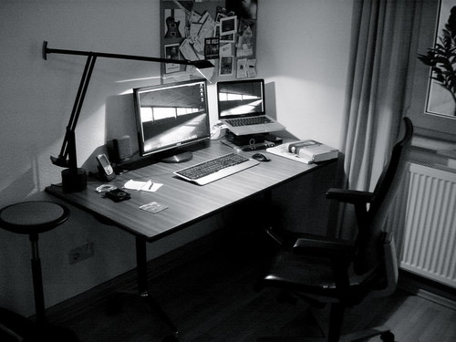 Desk (Front)
