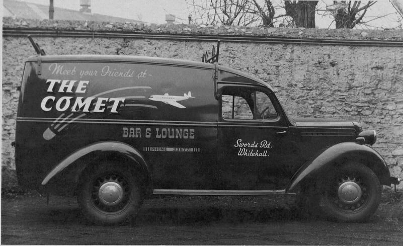 Comet Van