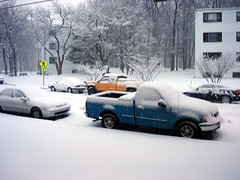 Cars are Covered