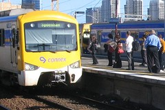 Sydenham train