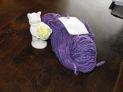 Malabrigo in purple (katee_diane) Tags: malabrigo