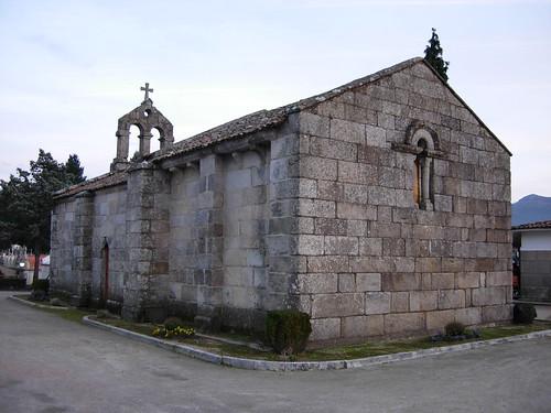 Iglesia Ermita San Memedes, Camino de Santiago Frances