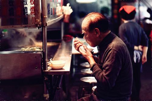 En el móvil, se acabaron los buffets. Foto cortesía Papyrarri