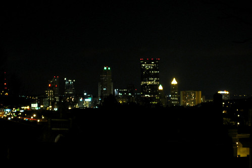 earth hour pittsburgh - upmc sign off!