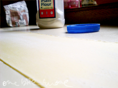 pasta cutting method 1a