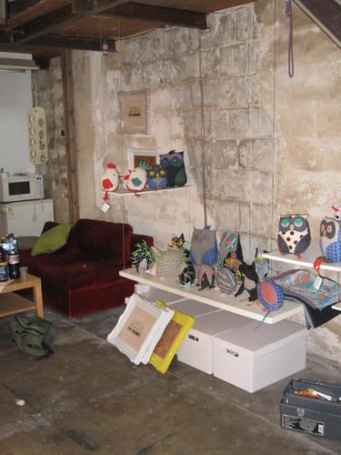 Studio 42 - inside