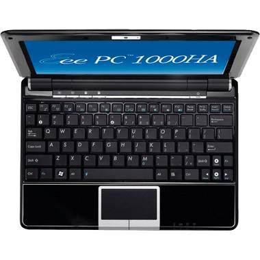 ASUS Eee PC 1000HA, Chicklet, Keyboard, Chiclet