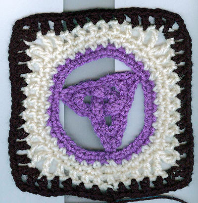 Pentagram Crochet Patterns Free Crochet Patterns