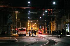 Gare Cornavin, le soir (Gabriel Asper) Tags: street gabriel night de landscape switzerland la photo suisse geneva geneve gare photos g picture paysage soir rue pict genve dans ambiance genf asper cornavin suiss gasper gabiche gabicheminimal