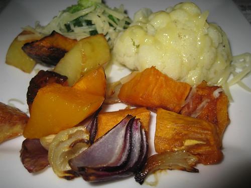 Roast Veggie Dinner