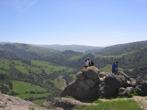 Flag Hill at Sunol Wilderness