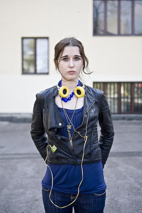 Street Fashion @ Ljubljana, Slovenia