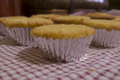 Naked cupcake