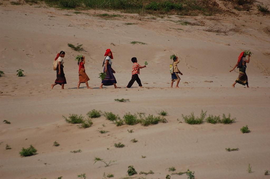 Viaje de Tailandia a Laos
