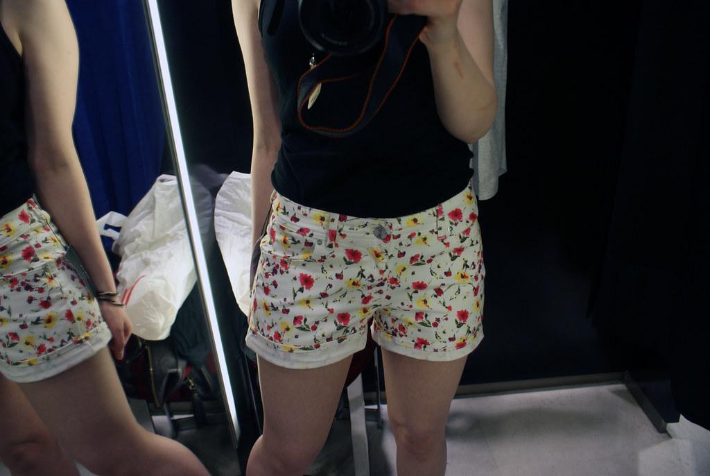 180409 - Zara Shorts