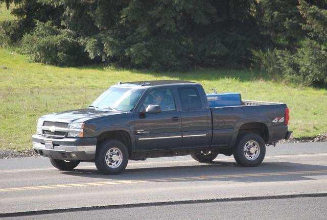 4x4 diesel chevy silverado 2500hd