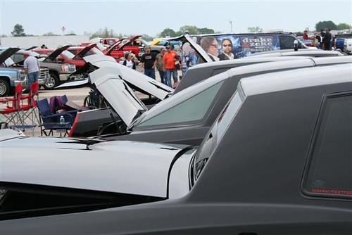 Super Chevy Memphis 2009 Monte Carlo Aero Coupe