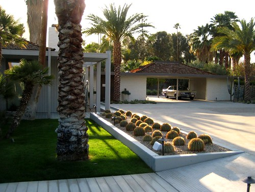 Abernathy House, William Cody, 1962 - Palm Springs