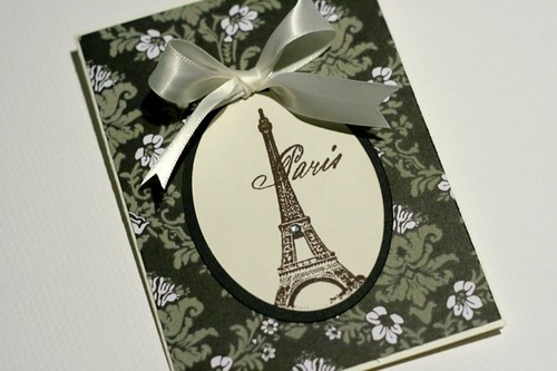 Paris card