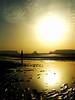 Qeshm (Ali Moussavi) Tags: sunset sea island fuji gulf iran shore finepix qeshm 5500x